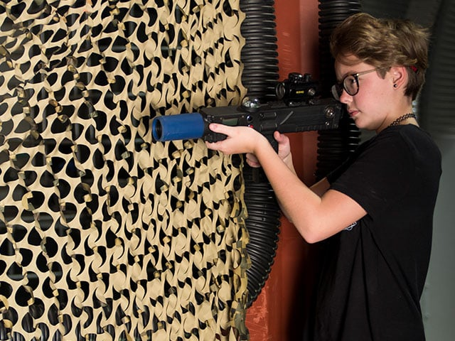 Grand Rapids MI Indoor Laser Tag