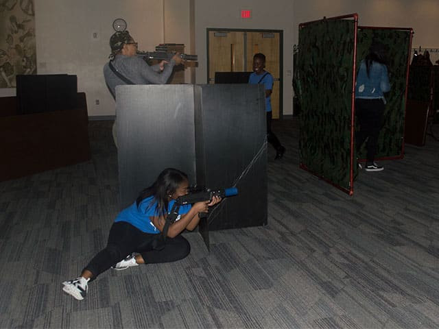 Corporate Laser Tag Party Grand Rapids