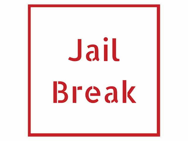 Jail Break Mission