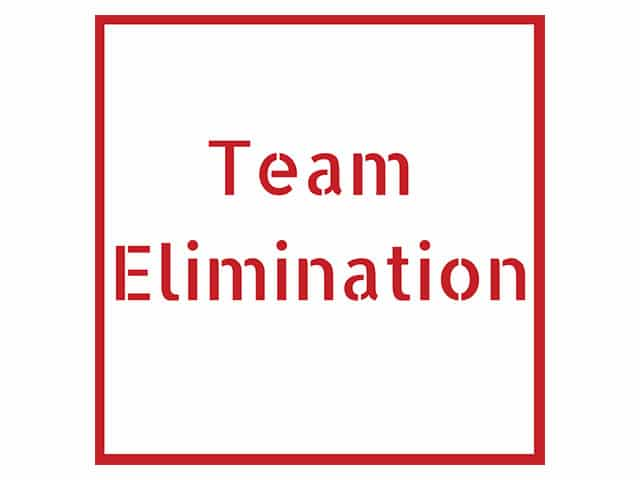 Team Elimination Mission