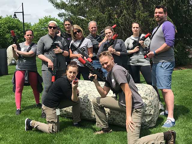 Mobile Laser Tag Corporate Party Grand Rapids